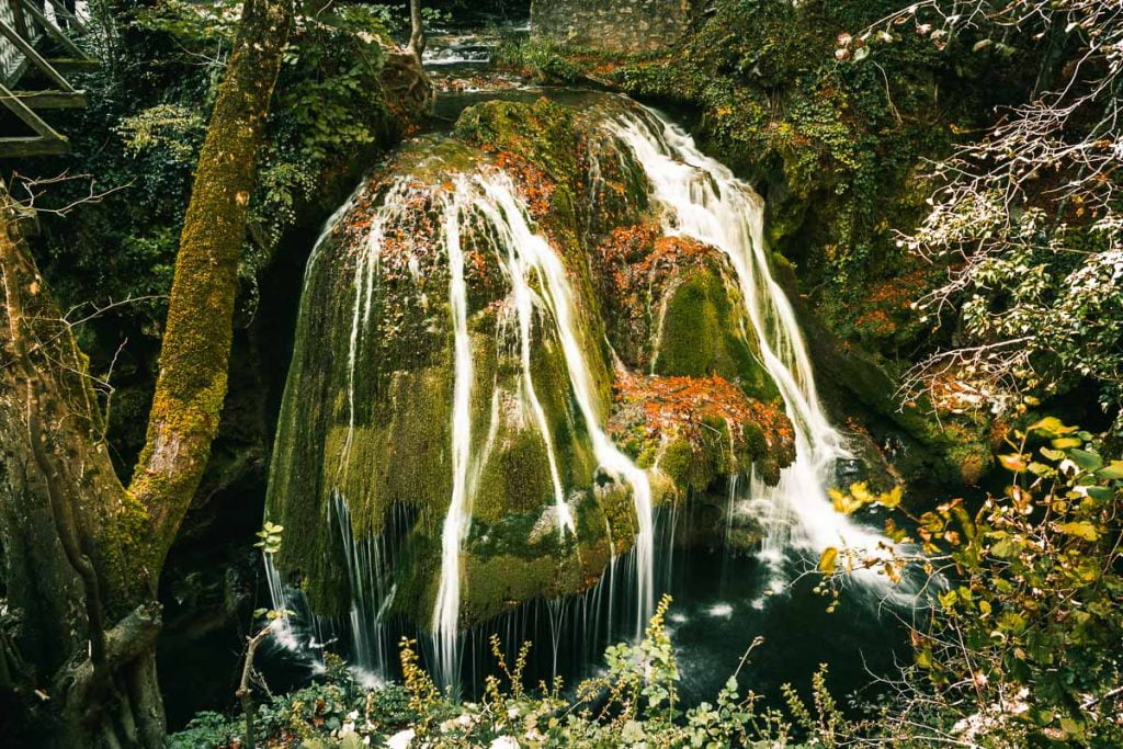 The Bigăr waterfall.