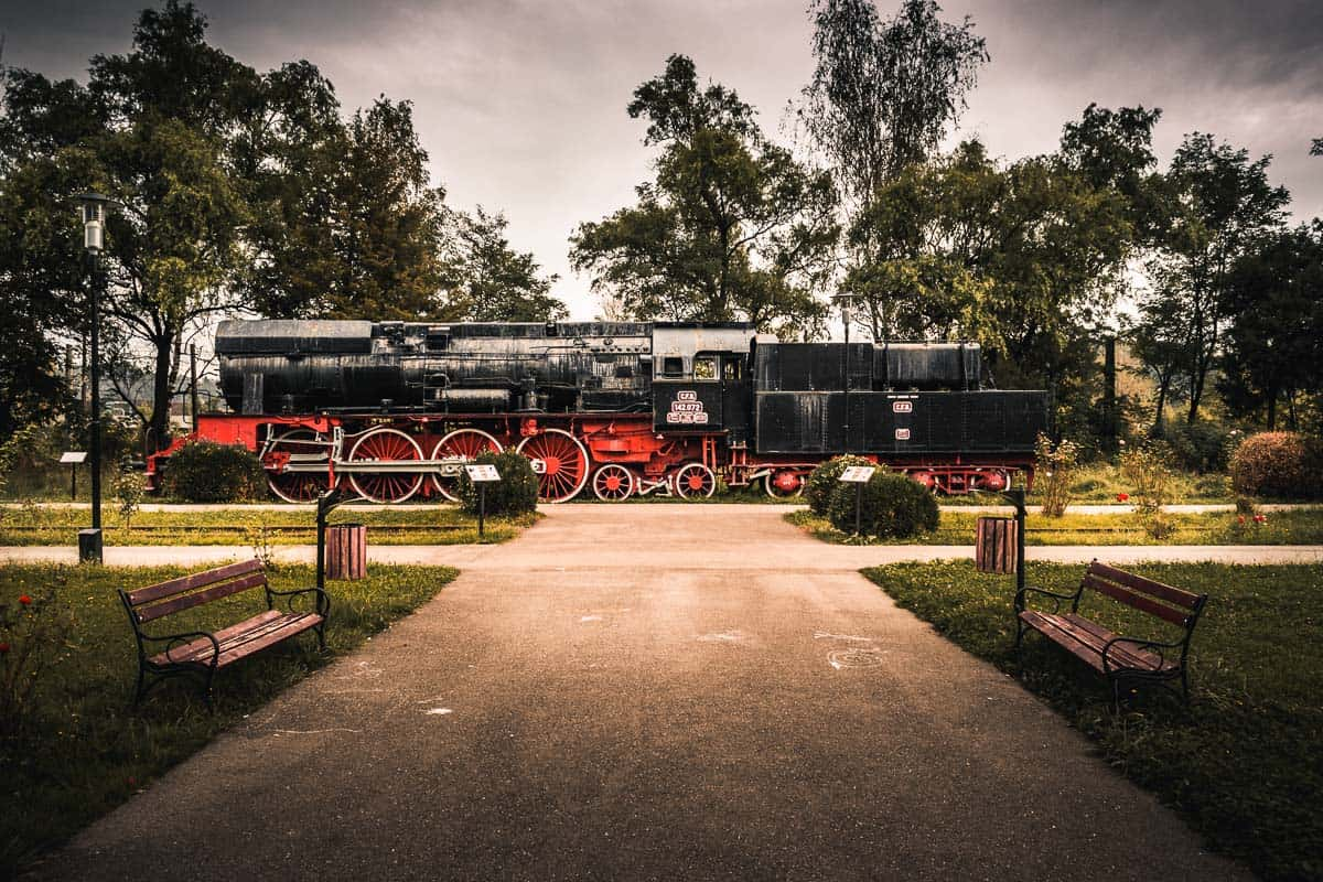 CFR 142.072 was one of the most powerful steam locomotive.