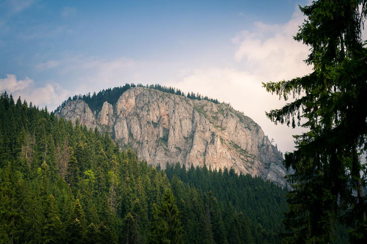 Piatra Altarului mountain.