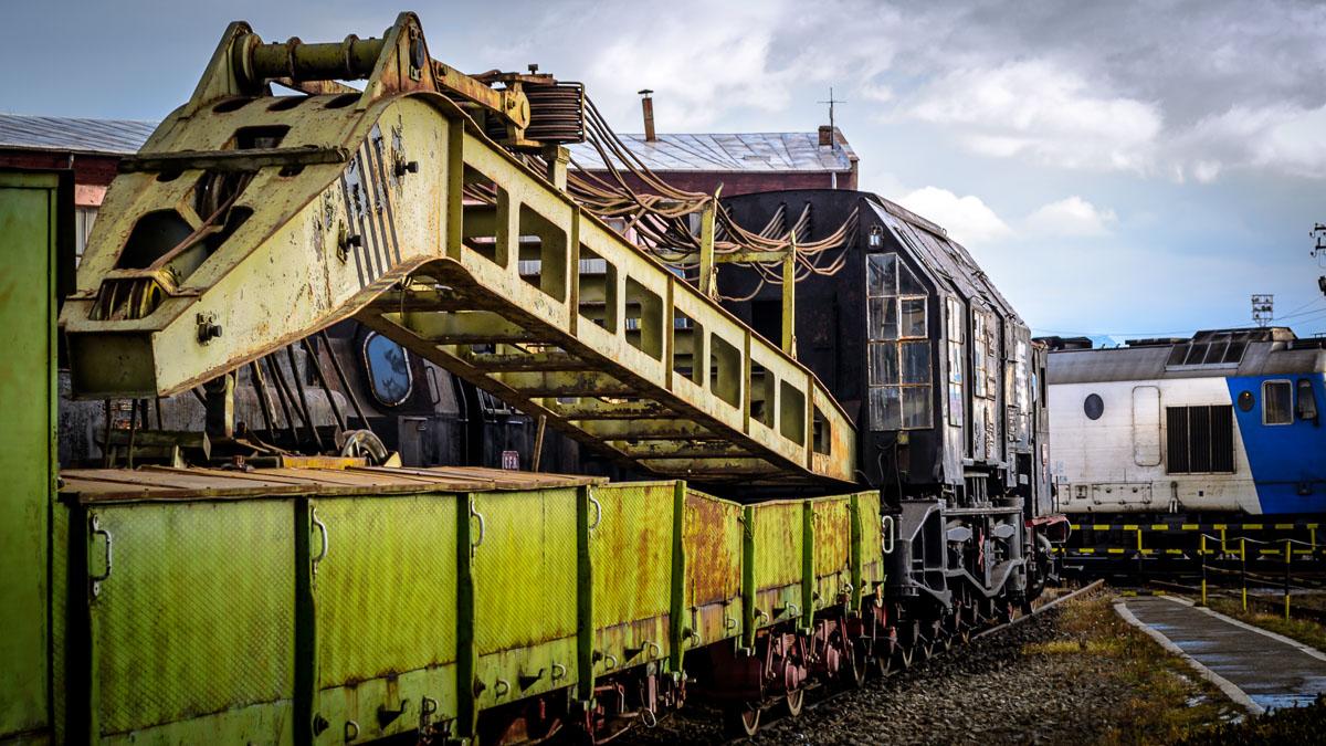 CFR WMA 65.4 Steam Crane