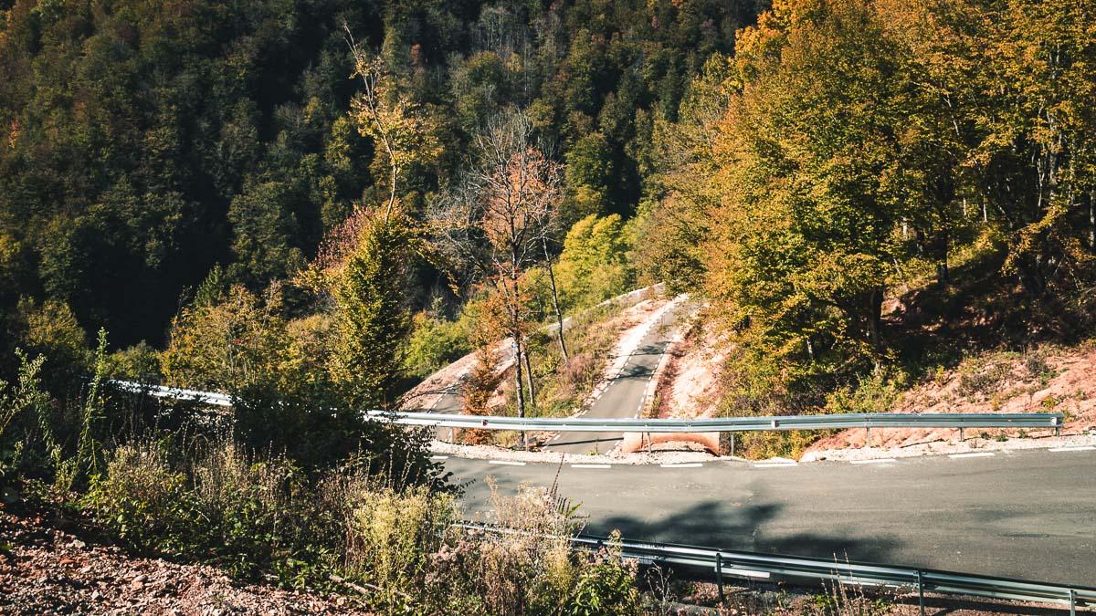 Transluncani road.