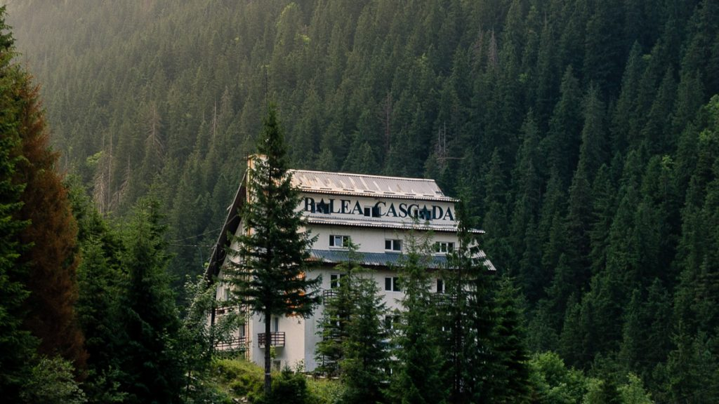 Hotel Balea Cascada